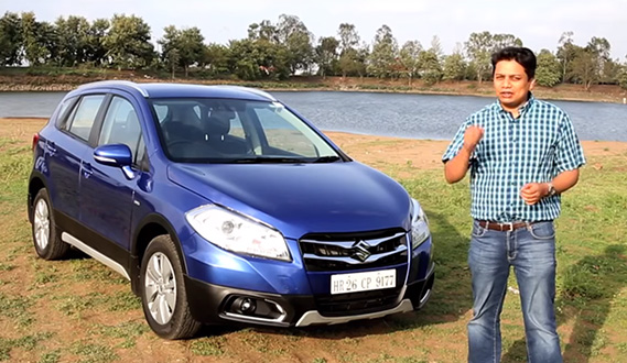 S-Cross - Autoportal Test Drive 2015