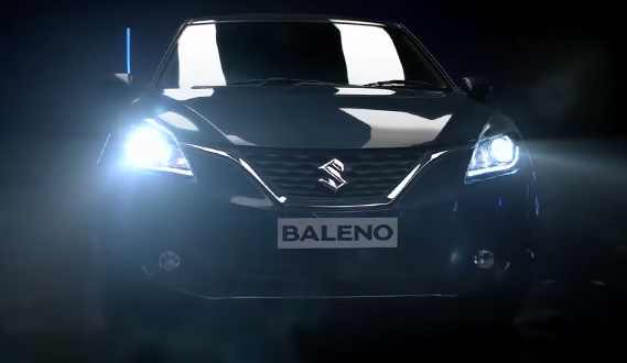 Baleno made of mettle