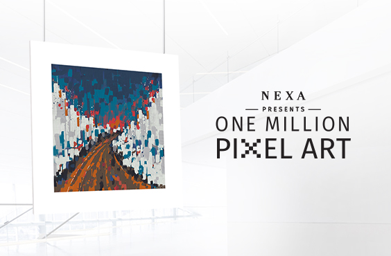 NEXA One Million Masterpiece