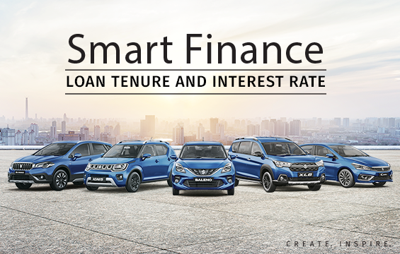 Maruti Suzuki Smart Finance