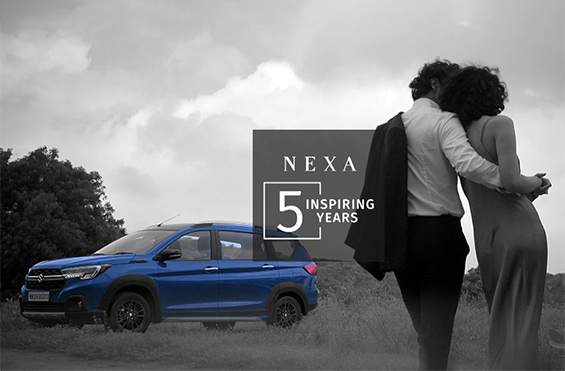 5 Years of NEXA Banner Image